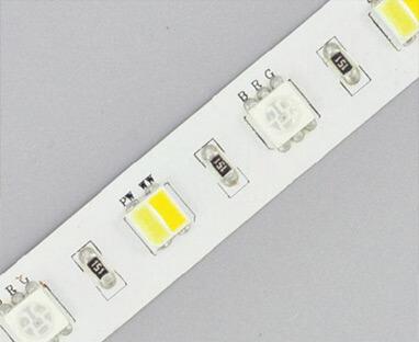 LED RGB-Dualweiß Streifen