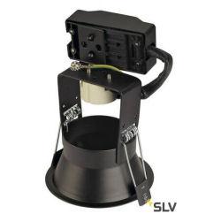 Deckeneinbaustrahler HORN von SLV- Einbau
