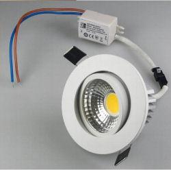 LED-Downlight inklusive Netzteil von Chilitec