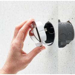 LED Wandeinbauleuchte Schalterdose von Heitronic