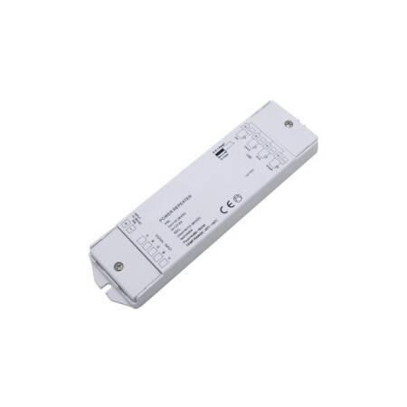 PUR-LED 4 Kanal RGB(W) Signal Repeater 12-36V DC 4x3A Verstärker