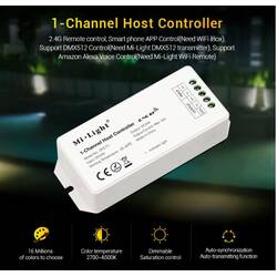 Subordinate LED Controller 1-Channel Host SYS-T1 Funk...