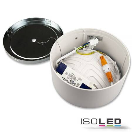 ISOLED Luna LED Aufbauleuchte warmweiß 8W 300lm IP20 EEK:A