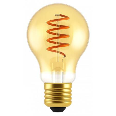 5W LED Vintage Birne E27 250lm 1800K Retro Optik Goldglas EEK:A