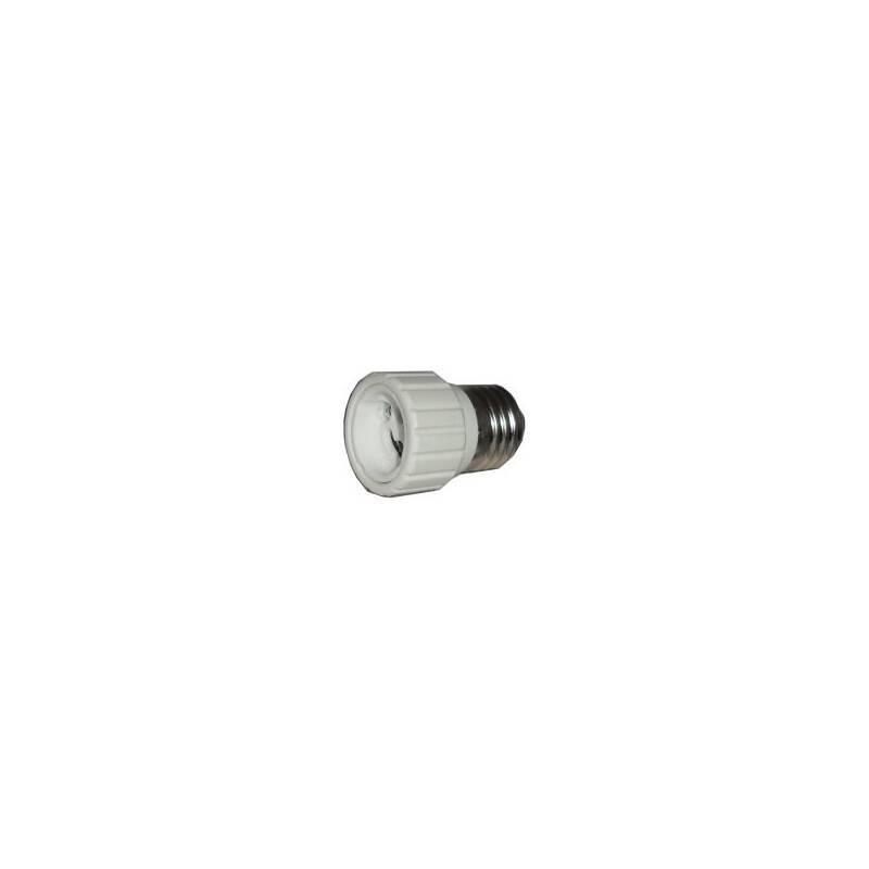 4er set adapter e27 gewinde auf gu10 230v lampensockel. Black Bedroom Furniture Sets. Home Design Ideas