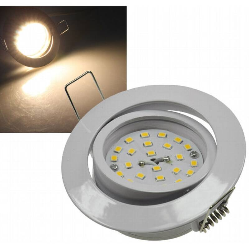 5w led downlight flat 32 warmwei 420lm wei dimmbar eek a 13 90. Black Bedroom Furniture Sets. Home Design Ideas