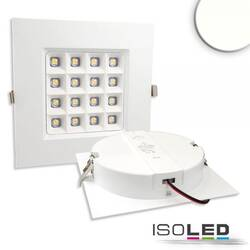LED Downlight Prism 10W UGR<19 IP54 neutralweiß dimmbar...